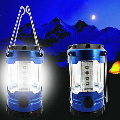 Adjustable LED Hiking Camping Lantern Tent Lamp with Compass Night light  Torch