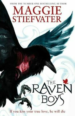 The Raven Boys by Maggie Stiefvater (Paperback)