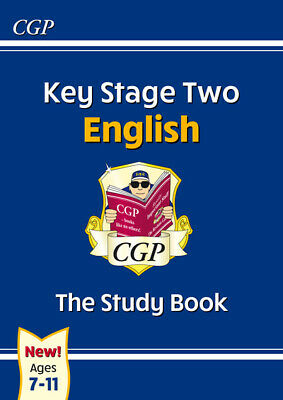 Key Stage Two English: the study book by Richard Parsons (Hardback)