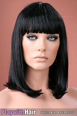 Glam Page Style Wig - COLOUR CHOICES!