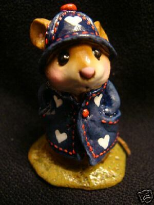 Wee Forest Folk Special Color R/W/B Love April Showers