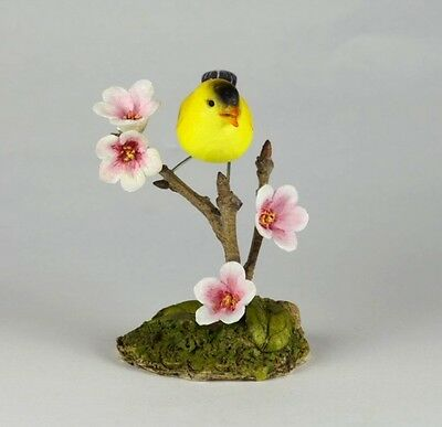 Wee Forest Folk Special Color Sweet Serenade Yellow Bird
