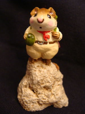 Wee Forest Folk Retired Pack Mouse