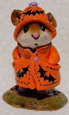 Wee Forest Folk Special Color Halloween Expo April Showers with Bats