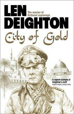 City of Gold, Deighton, Len | Paperback Book | 9780008162214 | NEW