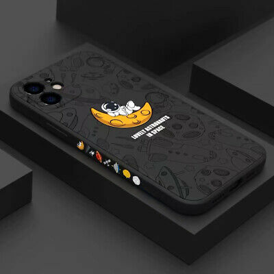 Shockproof Silicone Bumper Pattern Hard Back Case Cover For iPhone 8 6s 7 Plus