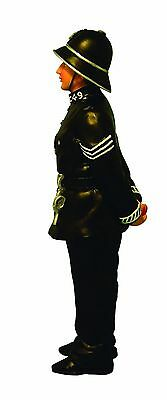 1/12Th Scale Dolls House Police Sergeant Resin  Figure