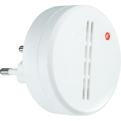 Mosquito Repellent Plug In Anti Insect Bug Deterrent Ultra Sonic Protection