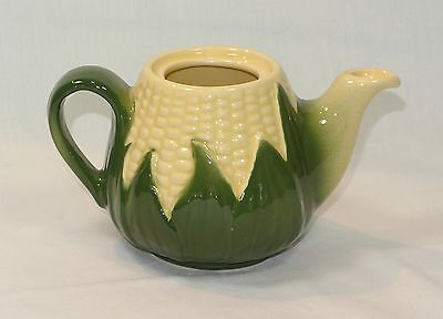 Shawnee Pottery CORN QUEEN King Individual TEAPOT Base