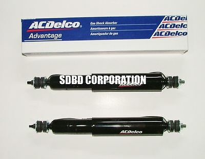 1950-1954 Chevrolet 3100 3200 3600 3800 Pickup Front ACDelco Gas Shock Absorbers