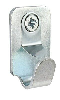 Heavy Duty Safety Picture Hooks - 15 Kgs Max - With Plasterboard Fixings