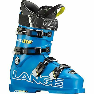 Lange Herren LBD1090 Skischuh RS 110 Wide Power Blue