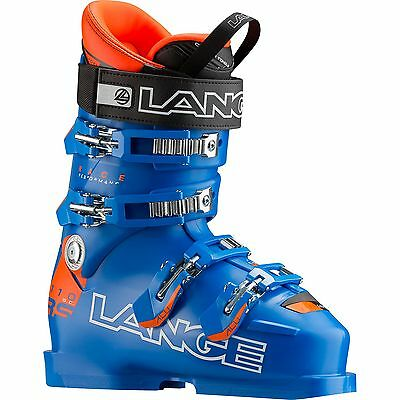 Lange Herren LBF1090 Skischuh RS 110 Wide Power Blue