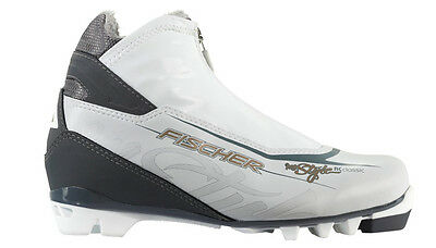 New ! Fischer Rc Classic My Style, Size Women 38 Us 7.5, Super Deal !!!