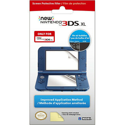 New 3DS XL Screen Protector Filter (Hori)