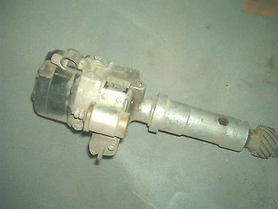 MALLORY DOUBLE LIFE  Dual-Point Distributor 371-394 Olds ZC389A