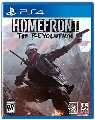 PlayStation 4 : Homefront: The Revolution - PlayStation VideoGames