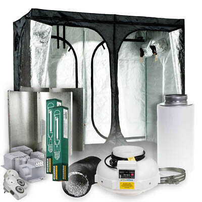 Dark Room II DR240W Grow-Set 2x600W Adjust A Wing