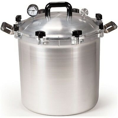All American 941 41.5 QT Pressure Cooker/Canner - NEW