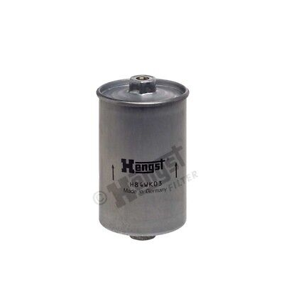 1x Kraftstofffilter Hengst H84WK03 Audi 80 90 100 200 A6 Cabrio Coupe Avant