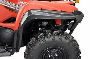 New Yamaha Grizzly Atv 700 Eps Fender Flares Mud Guards Over Fenders 2016 Only