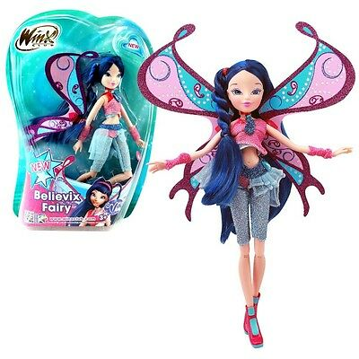 Winx Club - Believix Fairy - Doll Musa 28cm