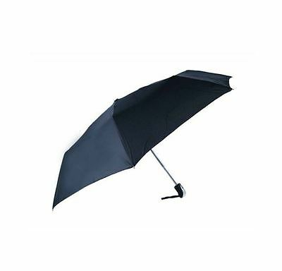 New Auto Open and Close Umbrella Windproof Compact Folding Strong Rubber Grip