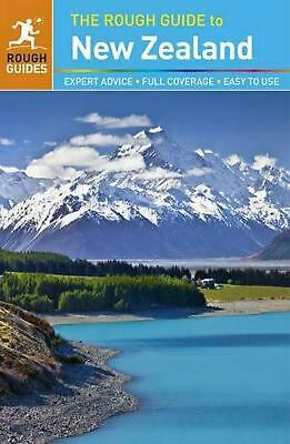 The Rough Guide to New Zealand by Rough Guides Paperback Book (English)