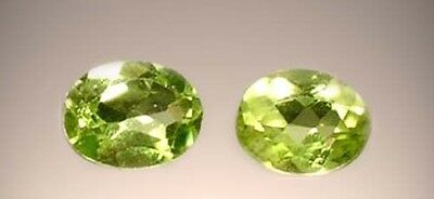 19thC Antique Peridot Christian Crusader Egyptian Red Sea Staint John Island Gem