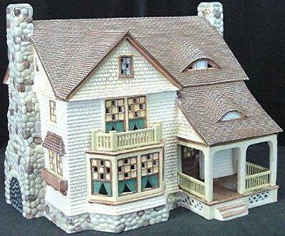 Department 56 Seasons Bay INGLENOOK COTTAGE #5 1st EDITION