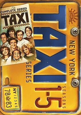 Taxi: The Complete Series - 17 DISC SET (2014, REGION 1 DVD New)