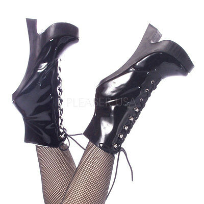 FEMME 1020  Devious Pleaser Top High Heels NEU