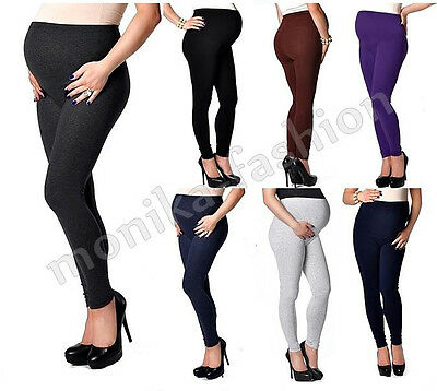 Thermo Umstands Leggins Leggings Winter Warm Blickdicht 36 38 40 42 44 46 mf14