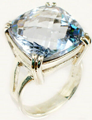 Handcut 17ct Topaz Ancient Greece Invisibility Gem Stops Enchantment Bewitchment