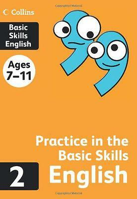 Collins Practice in the Basic Skills - English Book 2,    Paperback Book   97800