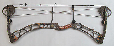2016 Elite Synergy RH 70# compound hunting bow demo