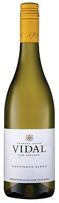 Vidal Sauvignon Blanc 2015 (6 x 750mL), Marlborough, NZ.
