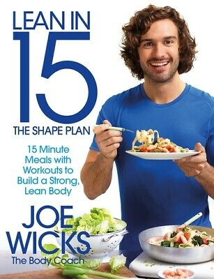 Lean in 15: the shape plan by Joe Wicks (Paperback)