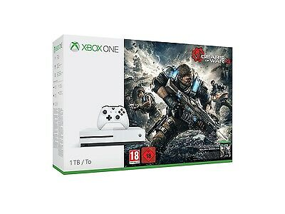 Xbox One S 1TB + Gears of War 4