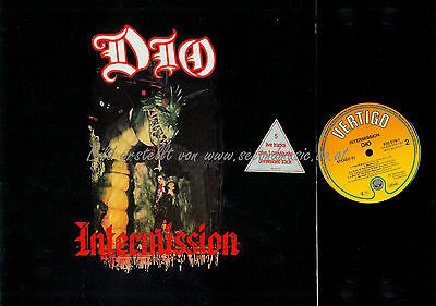 Lp--Dio Intermission //8300781 // Vertigo
