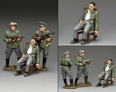 KING AND COUNTRY WW2 The Death of Fegelein WSS328 WS328
