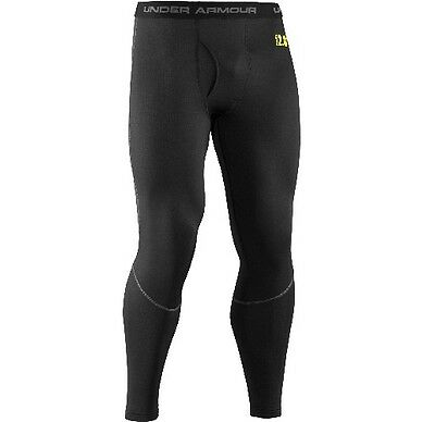 Under Armour 1239726 Men's Black ArmourBlock UA Base 2.0 Leggings -Size 2X-Large