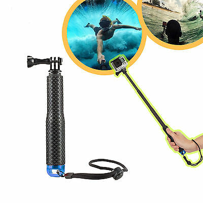 Portable Selfie Stick Extendable Monopod For Gopro Hero 4 3 HERO5 Session
