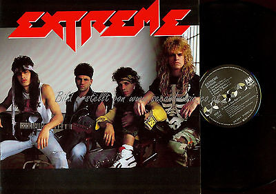 Lp--Extreme Extreme Same // A&M 3952381 /1989