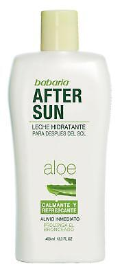 Babaria Aloe Vera After Sun Cream 400ml