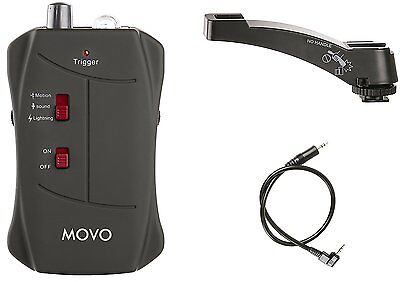 Movo LC200-C1 Sound Motion & Lightning Shutter Trigger for Canon EOS DSLR Camera