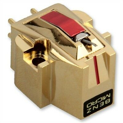 BENZ MICRO MC GOLD High End MC-Tonabnehmersystem Moving Coil cartridge AUF LAGER