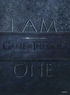 Game Of Thrones: The Complete Sixth Season New Dvd