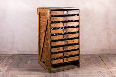 1920S Vegetable Rack Industrial Wooden Potato Rack Pantry Kitchen Furniture