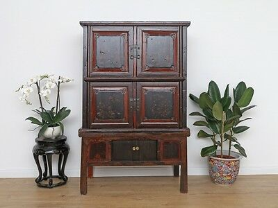 Wedding Cabinet Wardrobe Kitchen Chinese Cabinet Solid Wood China Asia DJ1875